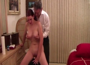 Daughter made naughty by father