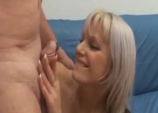 Hot daughter is father's personal slut