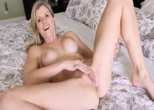 Mommy moans when taking son's cock
