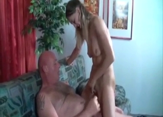 Daughter is up for sex with dad