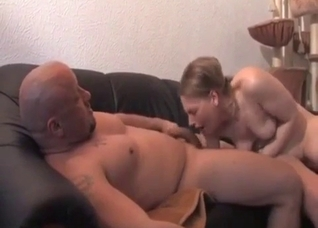 Dad destroys daughter's ass for misbehavior