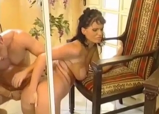 Sexy mother deeply fucked in the juicy vagina
