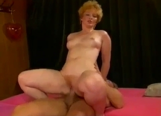 Adult nephew fucking his sweet aunt