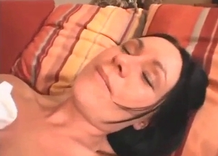 Amateur sister rough fucked at home