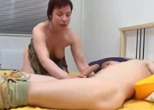 Mature mommy got fucked hardcore