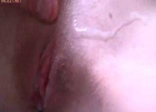 POV fucking a moaning young sister