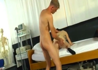 Weak-ass trash mom fucked by her stupid son